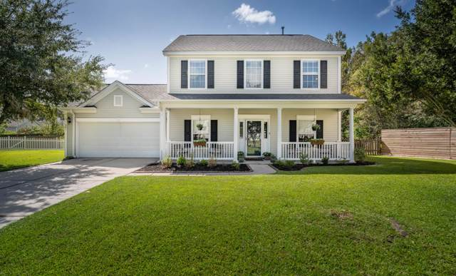 301 Monarch Court, Charleston, SC 29414 (#19026736) :: The Cassina Group