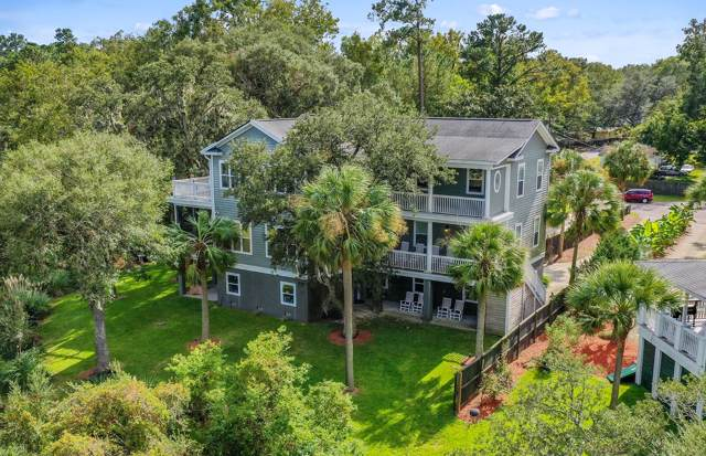1607 Fiddler Crab Way, Charleston, SC 29414 (#19026738) :: The Cassina Group