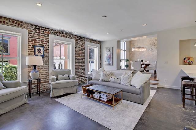 315 King Street #207, Charleston, SC 29401 (#19026798) :: The Cassina Group