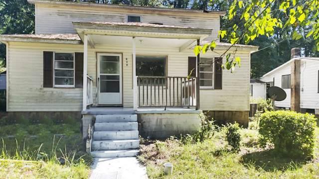 416 Wiley Street, Walterboro, SC 29488 (#19026895) :: The Cassina Group