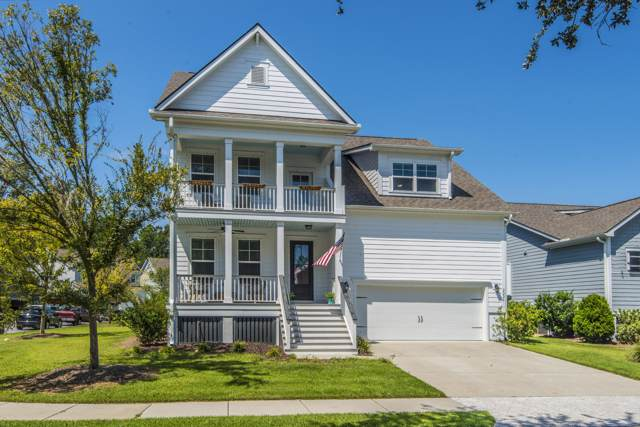 2226 Dewees Creek Drive, Mount Pleasant, SC 29466 (#19027028) :: The Cassina Group