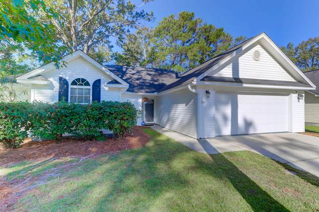 725 Bunkhouse Drive, Charleston, SC 29414 (#19027049) :: The Cassina Group