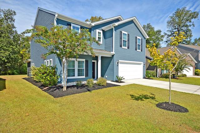 1323 Paint Horse Court, Mount Pleasant, SC 29429 (#19027273) :: The Cassina Group