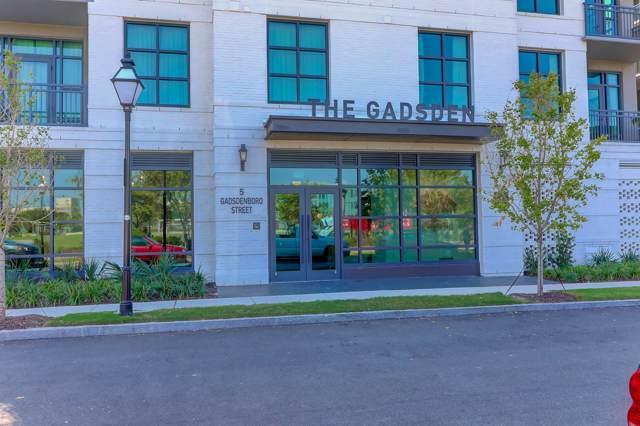 5 Gadsdenboro Street #309, Charleston, SC 29401 (#19027300) :: The Cassina Group