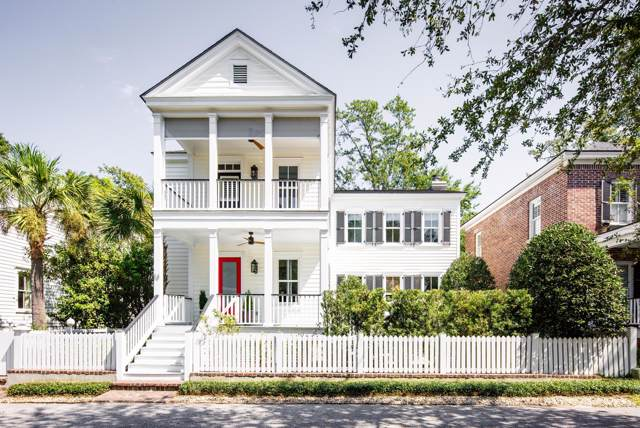 34 Isle Of Hope Road, Mount Pleasant, SC 29464 (#19027423) :: The Cassina Group