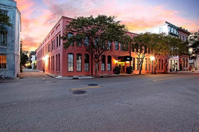 109 E Bay Street 1E, Charleston, SC 29401 (#19027587) :: The Cassina Group
