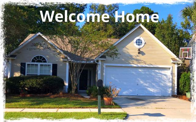 1568 Wellesley Circle, Mount Pleasant, SC 29466 (#19027782) :: The Cassina Group