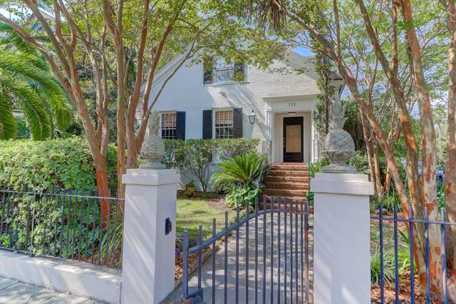 119 Rutledge Avenue, Charleston, SC 29401 (#19027823) :: The Cassina Group