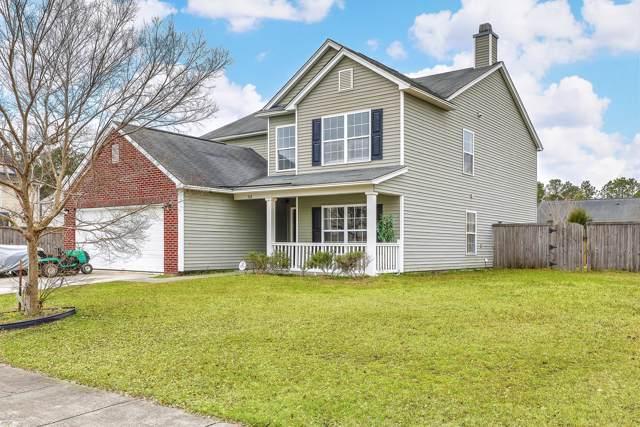 308 Waylon Drive, Summerville, SC 29483 (#19027976) :: The Cassina Group