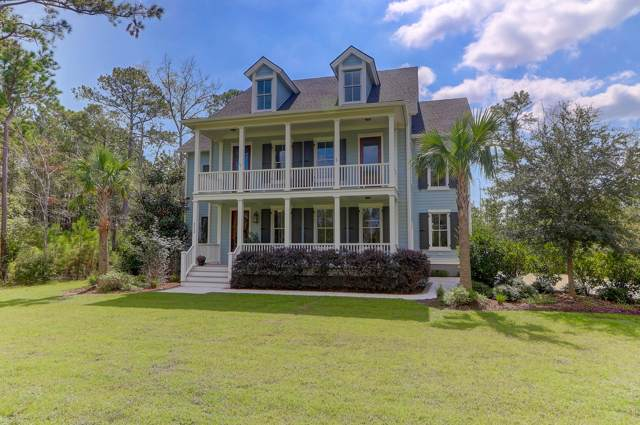 4550 Cape Island Drive, Awendaw, SC 29429 (#19028222) :: The Cassina Group