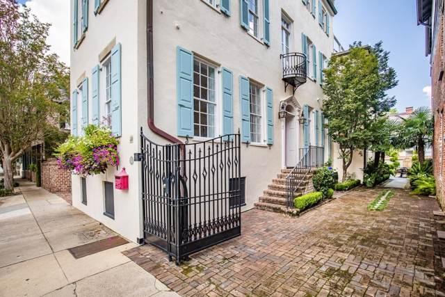 40 King Street, Charleston, SC 29401 (#19028229) :: The Cassina Group