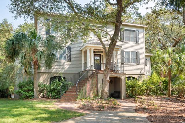 395 Green Winged Teal Road, Kiawah Island, SC 29455 (#19028230) :: The Cassina Group