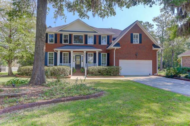 143 Shadowmoss Parkway, Charleston, SC 29414 (#19028270) :: The Cassina Group