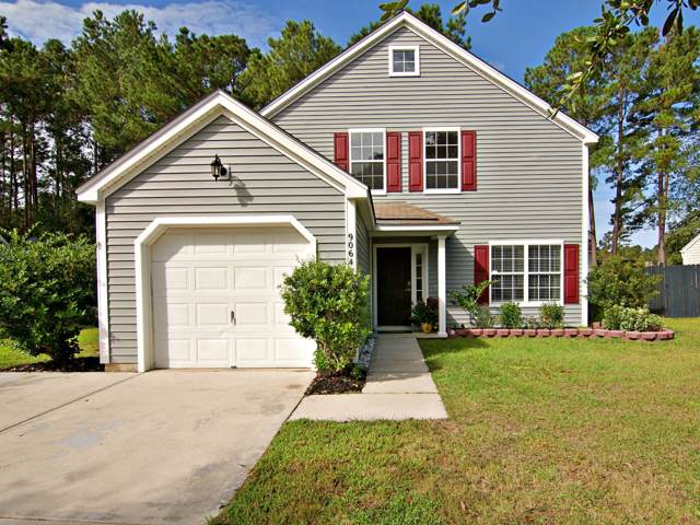 9064 Fieldstone Trace, Summerville, SC 29485 (#19028428) :: The Cassina Group