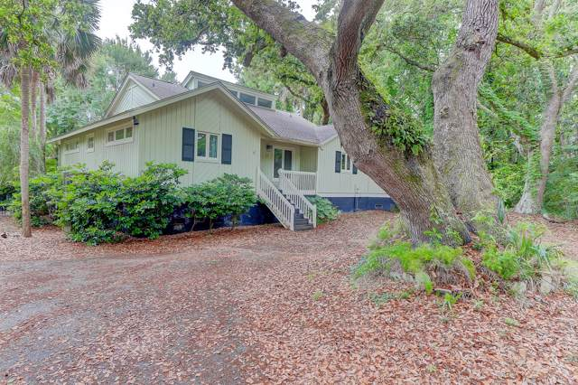 27 Oyster Row, Isle Of Palms, SC 29451 (#19028510) :: The Cassina Group