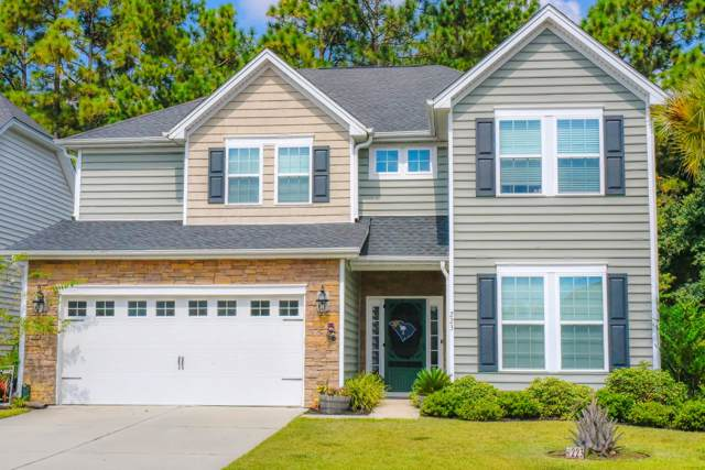 223 Wexford Court, Summerville, SC 29483 (#19028535) :: The Cassina Group