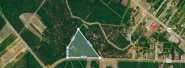 00 Bunch Ford Road, Holly Hill, SC 29059 (#19028556) :: The Cassina Group