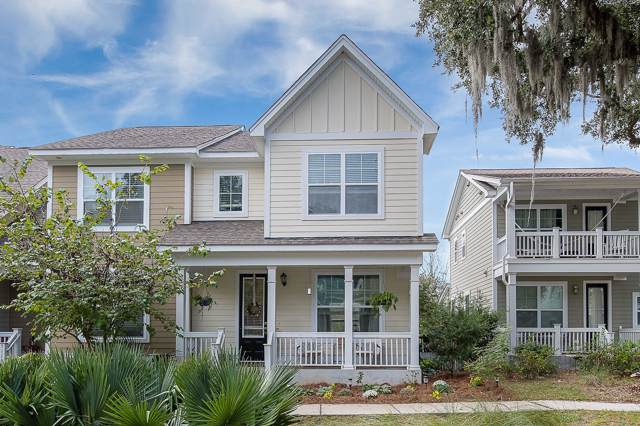 5114 E Liberty Park Circle, North Charleston, SC 29405 (#19028567) :: The Cassina Group