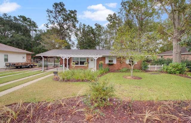303 Circle Drive, Summerville, SC 29485 (#19028699) :: The Cassina Group