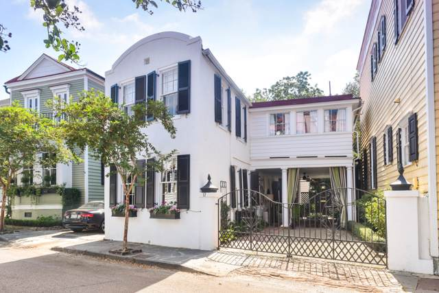 17 Water Street, Charleston, SC 29401 (#19028858) :: The Cassina Group