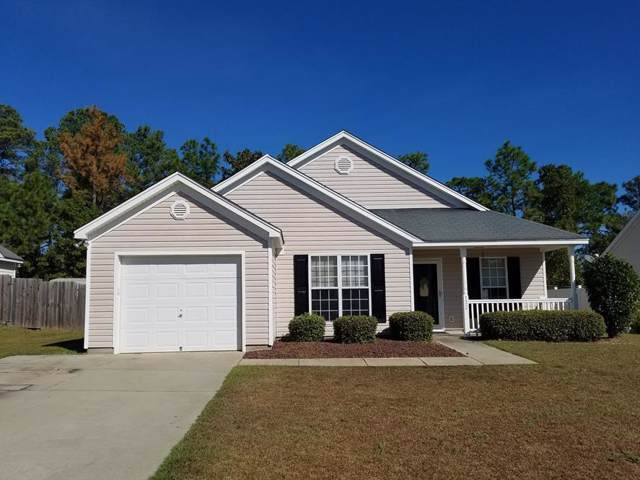 132 Travis Lane, West Columbia, SC 29170 (#19028859) :: The Cassina Group