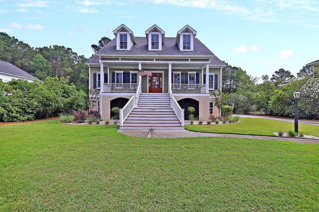 1537 Rivertowne Country Club Drive, Mount Pleasant, SC 29466 (#19028871) :: The Cassina Group