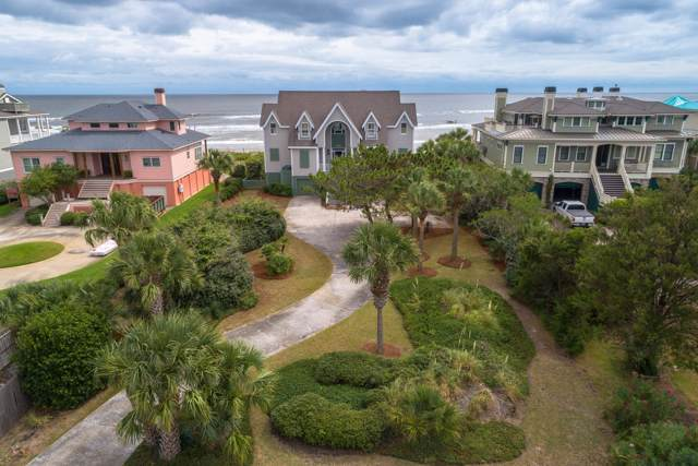 206 Ocean Boulevard, Isle Of Palms, SC 29451 (#19028888) :: The Cassina Group