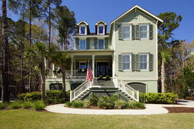 1717 W. Canning Drive, Mount Pleasant, SC 29466 (#19028958) :: The Cassina Group