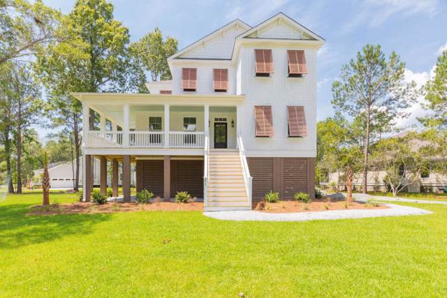 4902 Sound View Drive, Mount Pleasant, SC 29466 (#19029034) :: The Cassina Group