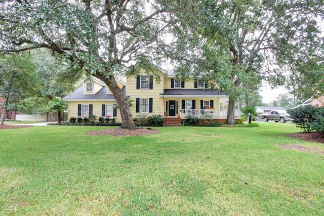 115 Tyvola Drive, Summerville, SC 29483 (#19029057) :: The Cassina Group