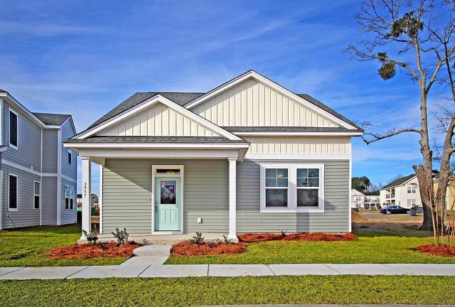 3952 Hillyard Street, North Charleston, SC 29405 (#19029158) :: The Cassina Group