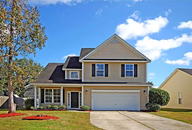 8020 Hyannis Court, North Charleston, SC 29420 (#19029209) :: The Cassina Group