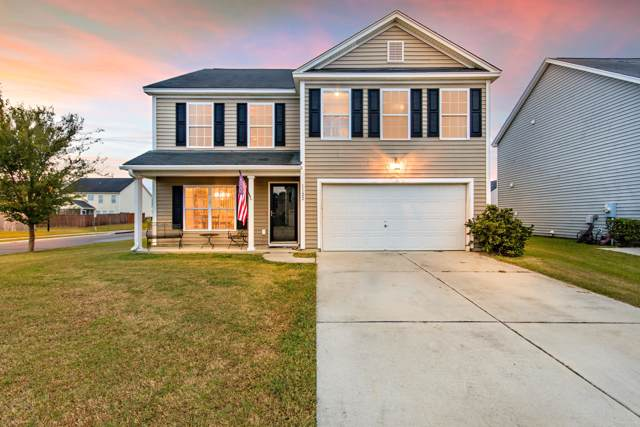 1122 Flyway Road, Summerville, SC 29483 (#19029257) :: The Cassina Group