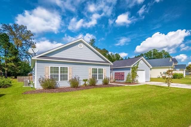 628 Savannah River Drive, Summerville, SC 29485 (#19029299) :: The Cassina Group