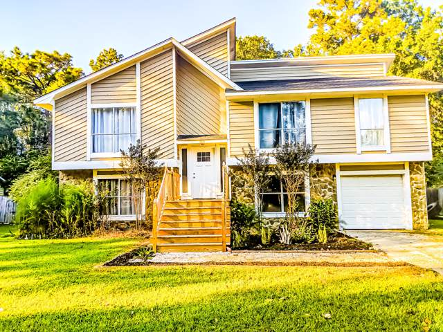 310 Canaberry Circle, Summerville, SC 29483 (#19029305) :: The Cassina Group