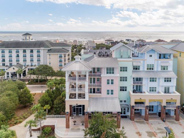 5802 Palmetto Drive B-322, Isle Of Palms, SC 29451 (#19029312) :: The Cassina Group