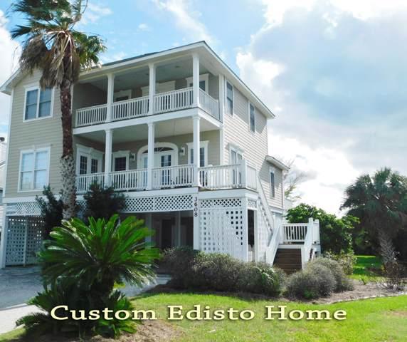 3608 Big Bay Drive, Edisto Beach, SC 29438 (#19029337) :: The Cassina Group