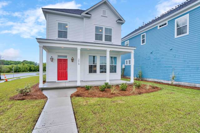 1020 Sugarberry Lane, Johns Island, SC 29455 (#19029342) :: The Cassina Group