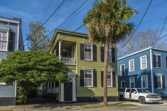 27 Gadsden Street, Charleston, SC 29401 (#19029418) :: The Cassina Group