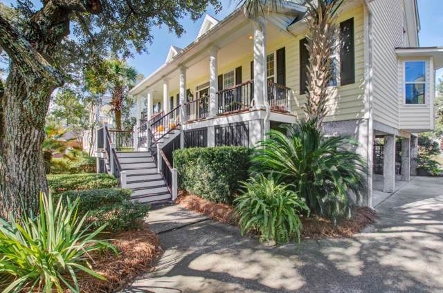 307 Jamesbury Road, Charleston, SC 29492 (#19029437) :: The Cassina Group