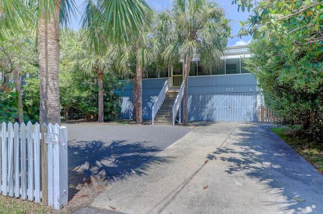 307 Charleston Boulevard, Isle Of Palms, SC 29451 (#19029485) :: The Cassina Group