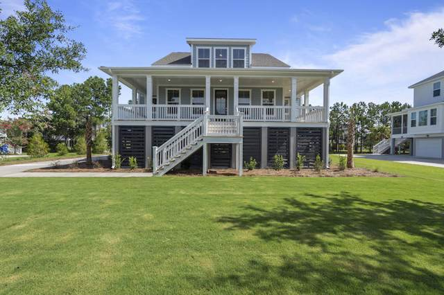 2243 N Marsh Drive, Mount Pleasant, SC 29466 (#19029517) :: The Cassina Group