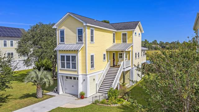 3099 S South Shore Drive, Charleston, SC 29407 (#19029545) :: The Cassina Group