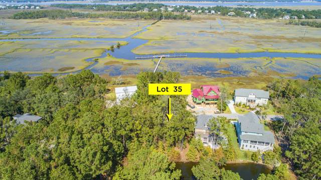 Lot 35 John Fenwick Lane, Johns Island, SC 29455 (#19029595) :: The Gregg Team
