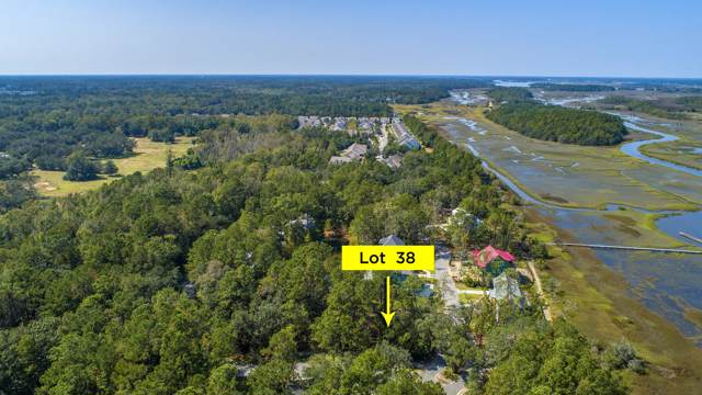 Lot 38 John Fenwick Lane, Johns Island, SC 29455 (#19029596) :: The Gregg Team