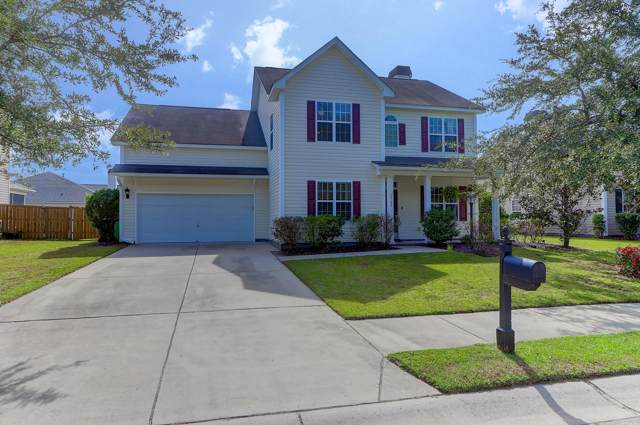 2749 August Road, Johns Island, SC 29455 (#19029598) :: The Cassina Group