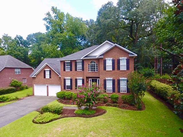 302 Kenilworth Road, Summerville, SC 29485 (#19029677) :: The Cassina Group