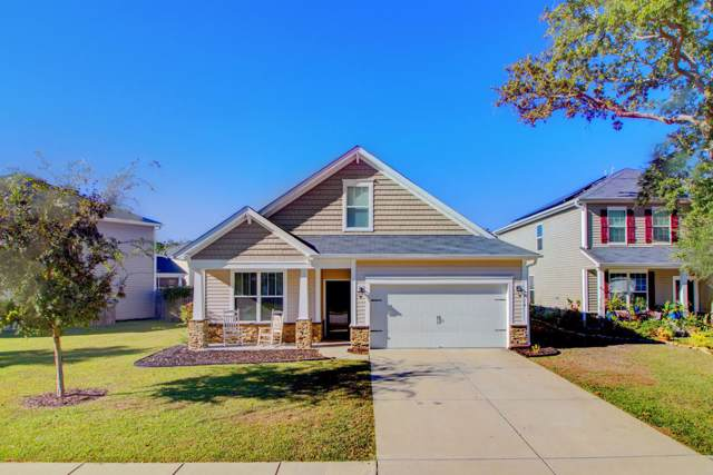 3574 Franklin Tower Drive, Mount Pleasant, SC 29466 (#19029696) :: The Cassina Group