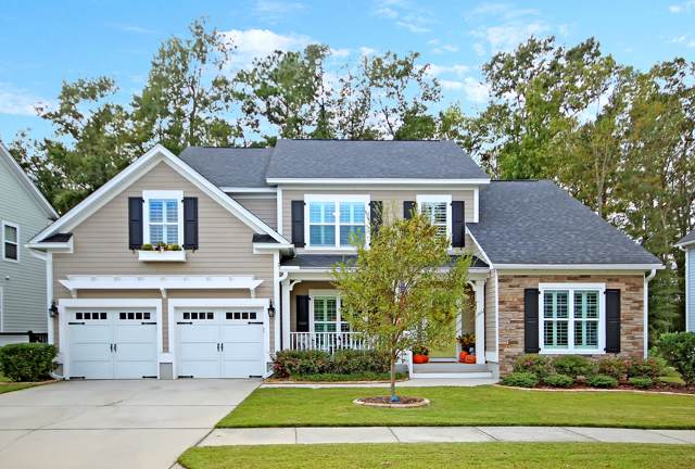 203 Donning Drive, Summerville, SC 29483 (#19029742) :: The Cassina Group