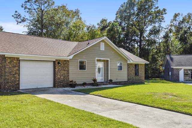 307 Vassar Court, Ladson, SC 29456 (#19029743) :: The Cassina Group